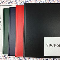 Скетчбук Seawhite Portrait Coloured Cover Sketchbook (140 стр., 140gsm)