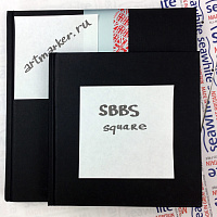 Скетчбук Seawhite Square & Chunky Sketchbook (190 стр., 140 gsm)